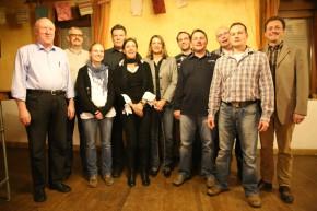 Ortschaftsratswahlkandidaten Sandweier 2014