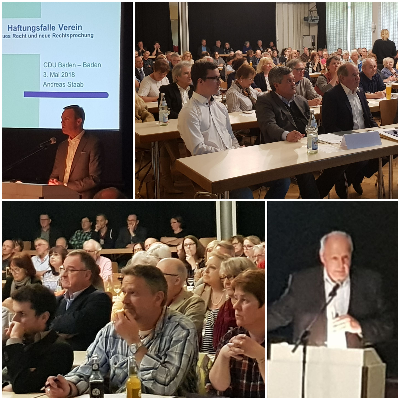 Veranstaltung Baden Baden 23.8.2017